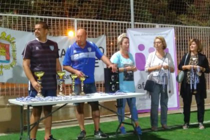 I Torneo Benéfico AFA Alicante Fútbol Base Ciudad de Alicante 1