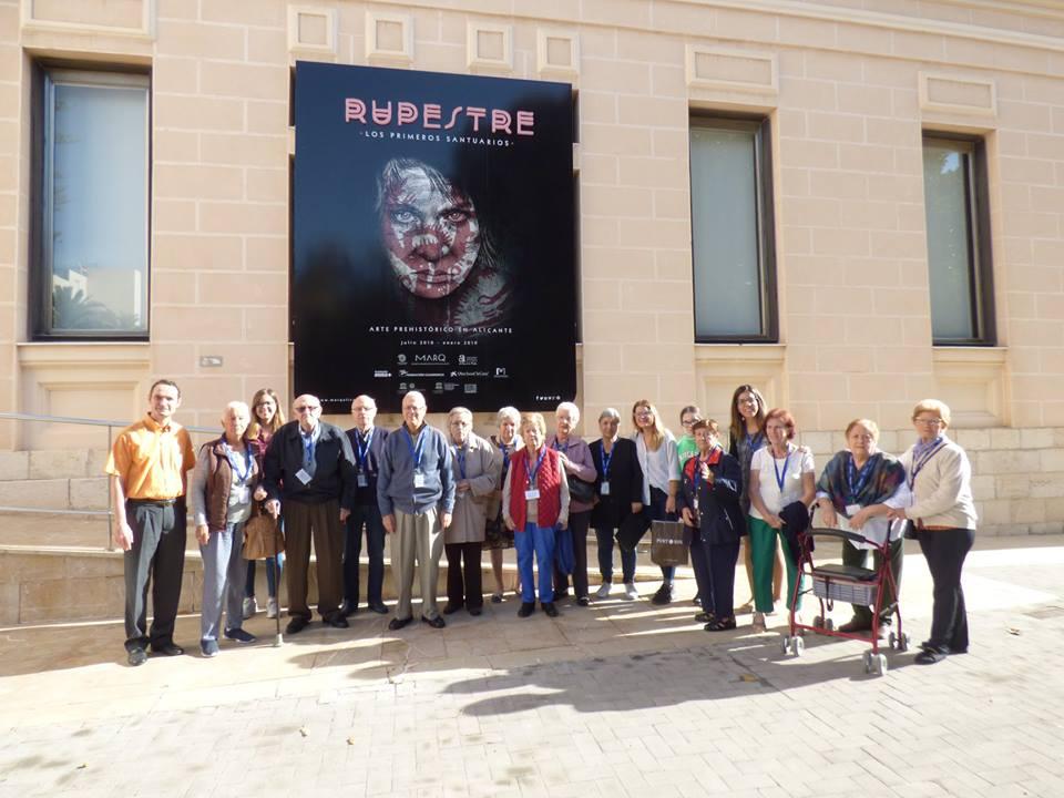 3ª edición, MARQ Museo y Memoria y la Asociación de Alzheimer de Alicante